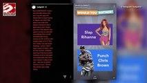 Chrissy Teigen quits Snapchat after Rihanna scandal
