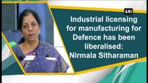 We Prefer IDDM Within India As First Priority- Nirmala Sitharaman