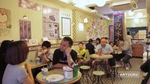 Discovering Hong Kong Style Food