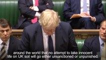 Boris Johnson threatens fresh Russia sanctions if Kremlin responsible for Sergei Skripal 'poisoning'
