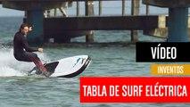 [CH] Tabla de Surf con motor eléctrico