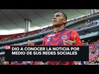 Carlos Salcido anuncia su retiro
