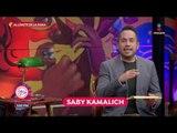 Al límite de la fama de Saby Kamalich | Sale el Sol