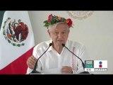 AMLO reitera que es posible bajar el precio de los combustibles   Noticias con Francisco Zea