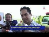 Seis interesados en el avión presidencial de México   De Pisa y Corre