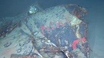 """Le sous-marin """"La Minerve"""" retrouvé 50 ans après sa disparition"""