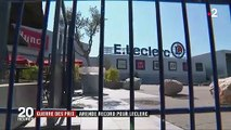 """Leclerc condamné à une amende record pour """"pratiques commerciales abusives"""""""