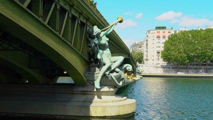 Serge Reggiani - Le pont Mirabeau