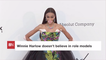 Winnie Harlow's Perspective On Role Models
