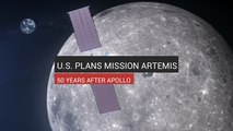 U.S. Plans Mission Artemis 50 Years After Apollo