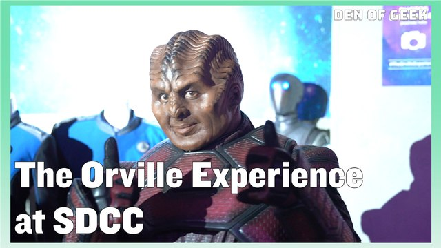 The Orville Experience at SDCC 2019