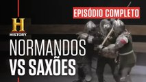 EPISÓDIO COMPLETO | KNIGHT FIGHT | Normandos VS Saxões | HISTORY
