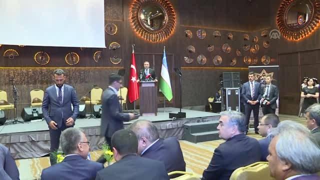 Özbekistan ile yıl sonu ticaret hacmi hedefi 2 milyar dolar