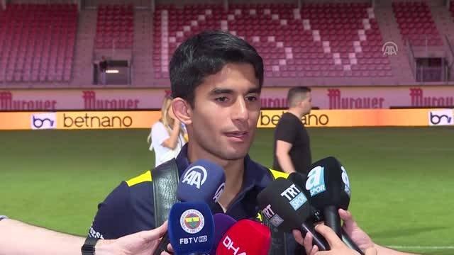 Fenerbahçe-Wolfsburg hazırlık maçının ardından - Murat Sağlam