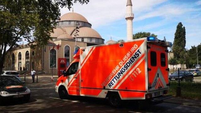 Almanyada 3 camiye yapılan bomba ihbarı asılsız çıktı