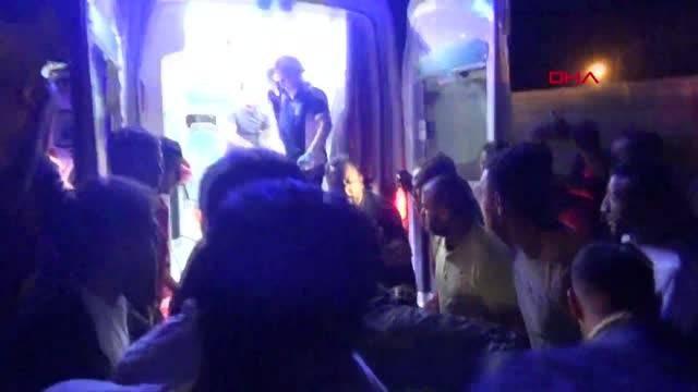 ŞANLIURFA Suriye sınırındaki Ceylanpınarda patlama Yaralılar var--2