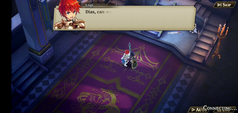 The Alchemist Code Gameplay 1