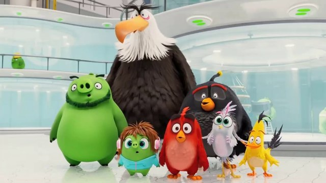 THE ANGRY BIRDS MOVIE 2  2019 Trailer