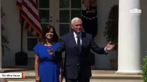 Mystery Solved: Here's Why Pence's NH Trip Was Abruptly Canceled