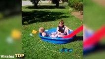 Vídeos De Bebes Graciosos  - Vídeos De Bebes Chistosos - Bebes & Niños Divertidos