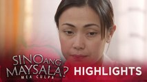 Fina discovers that someone is trying to stop her from finding a job | Sino Ang Maysala