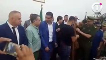 Belaili et Bounedjah honoré à oran
