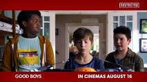 Good Boys TV Spot - Stephen Merchant (2019)