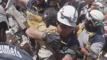 Decenas de muertos marcan el auge de la violencia en el noroeste de Siria