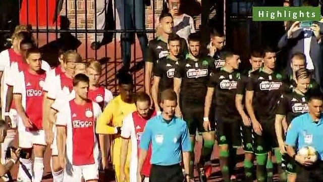 Ajax 1-2 Panathinaikos - Full Highlights 22.07.2019