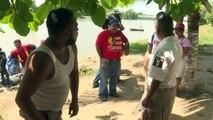 A la frontière avec le Guatemala, la garde nationale mexicaine dissuade les migrants