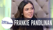Frankie admits that she is not into K-Pop like her mother and sister | TWBA