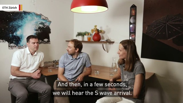 These Scientists Recreated Marsquake And Sat In A Room To Experience It
