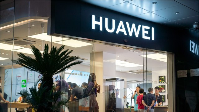 Huawei Lays Off More Than 600 American Workers