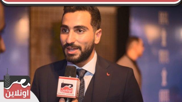محمد الشرنوبي يوضح حقيقة انفصاله من سارة الطباخ وأعماله القادمة