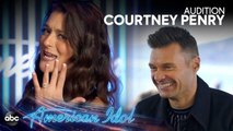 Crazy Chicken Girl Courtney Penry Who Loves Ryan Seacrest is BACK to Audition - American Idol 2019
