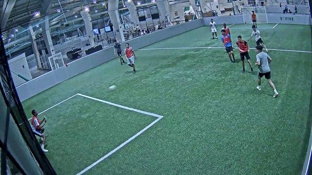 07/22/2019 21:00:01 - Sofive Soccer Centers Rockville - Old Trafford