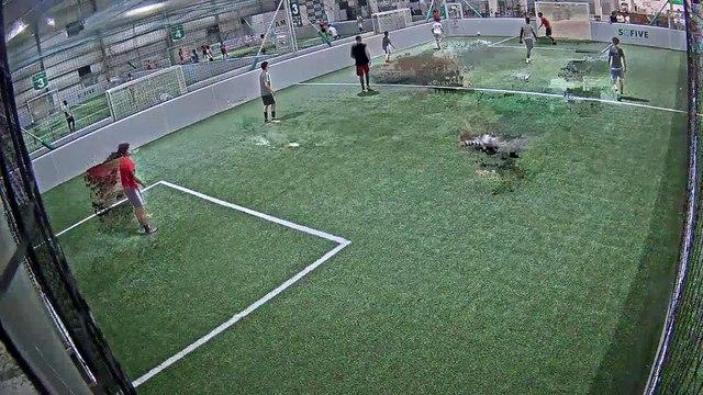 07/22/2019 21:00:02 - Sofive Soccer Centers Rockville - Santiago Bernabeu