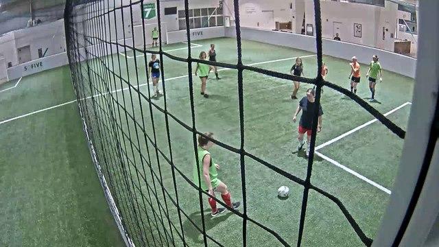 07/22/2019 21:00:00 - Sofive Soccer Centers Rockville - Monumental