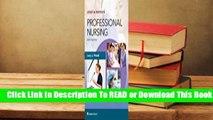 Full E-book Leddy  Pepper's Professional Nursing  For Online