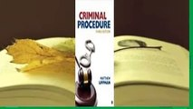 Full version  Criminal Procedure Complete   Full E-book  Criminal Procedure  For Kindle