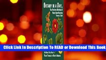 Online Botany in a Day: The Patterns Method of Plant Identification  For Full
