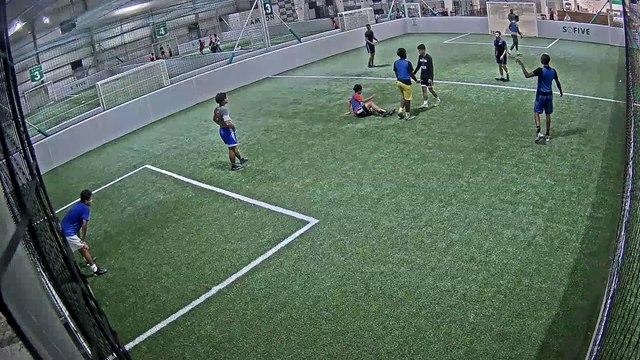 07/22/2019 23:00:01 - Sofive Soccer Centers Rockville - Santiago Bernabeu