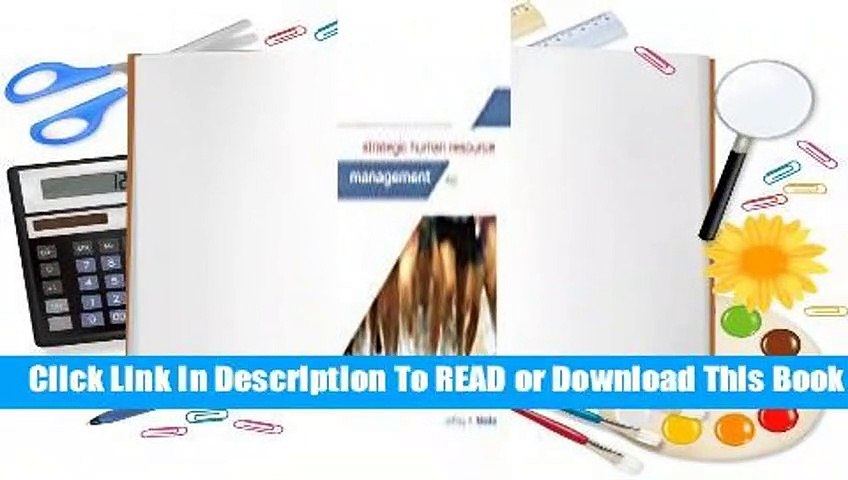 Online Strategic Human Resource Management  For Online