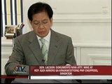 Lacson doubts Iggy documents on PNP choppers