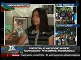 Families 'feel' Maguindanao massacre victims' souls