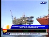 MVP meets with Chinese oil firm to discuss Recto Bank