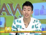 Jay Park shares passion for music