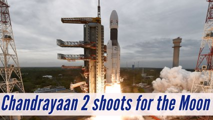 ISRO Chandrayaan 2 launched | In coversation with Srinivas Laxman and Siddharth Pandey