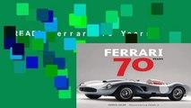 [READ] Ferrari 70 Years