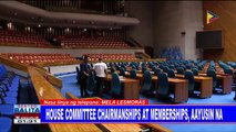 House committee chairmanships at memberships, aayusin na #SONA2019